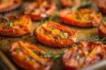 Oven Charred Tomatoes
