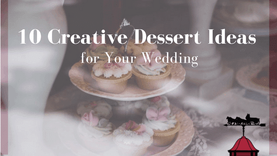 10 Creative Dessert Ideas for Your Wedding That Don't Include Cake